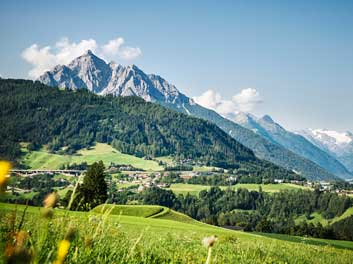 Stubai during Summer